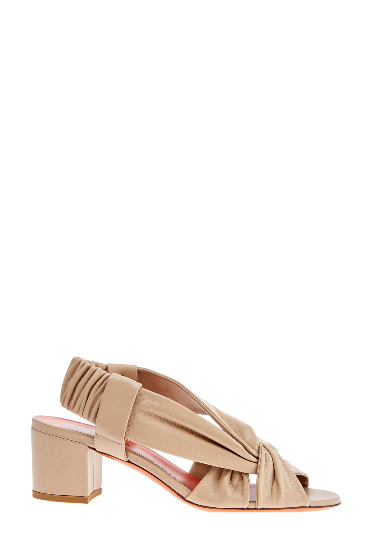 женские босоножки на каблуке santoni