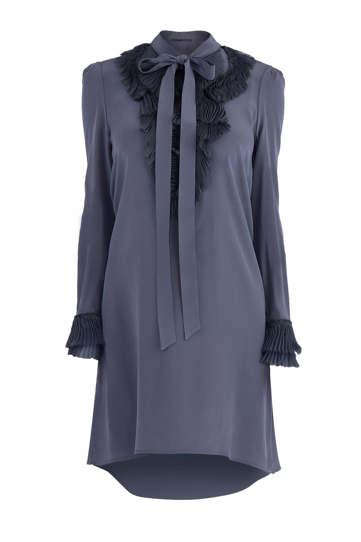 Купить Платье, ERMANNO SCERVINO, Италия, шелк 100%