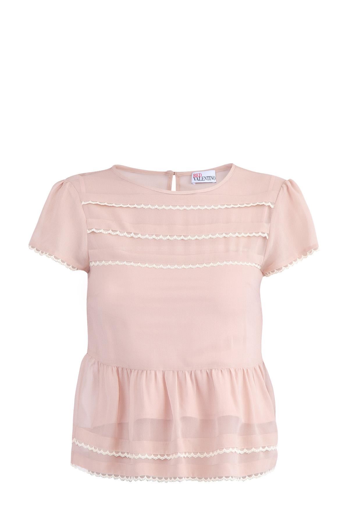 блузкаБлузки, рубашки<br><br>Материал: шелк 100%;
