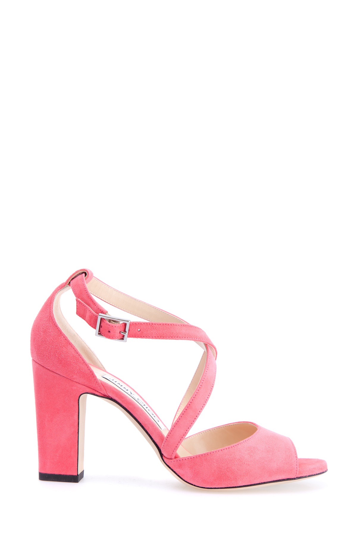 женские босоножки на каблуке jimmy choo