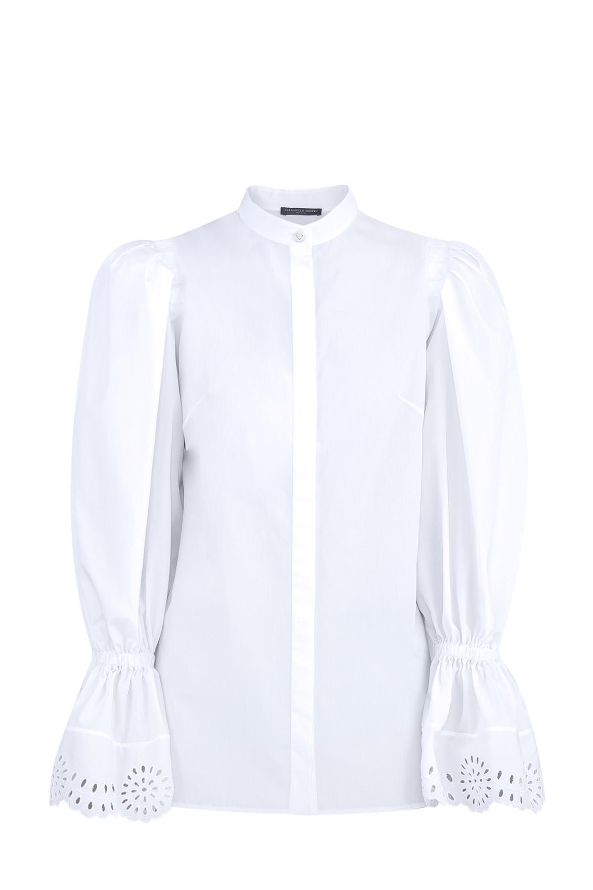 Купить Рубашка, ALEXANDER MCQUEEN, Италия, хлопок 100%