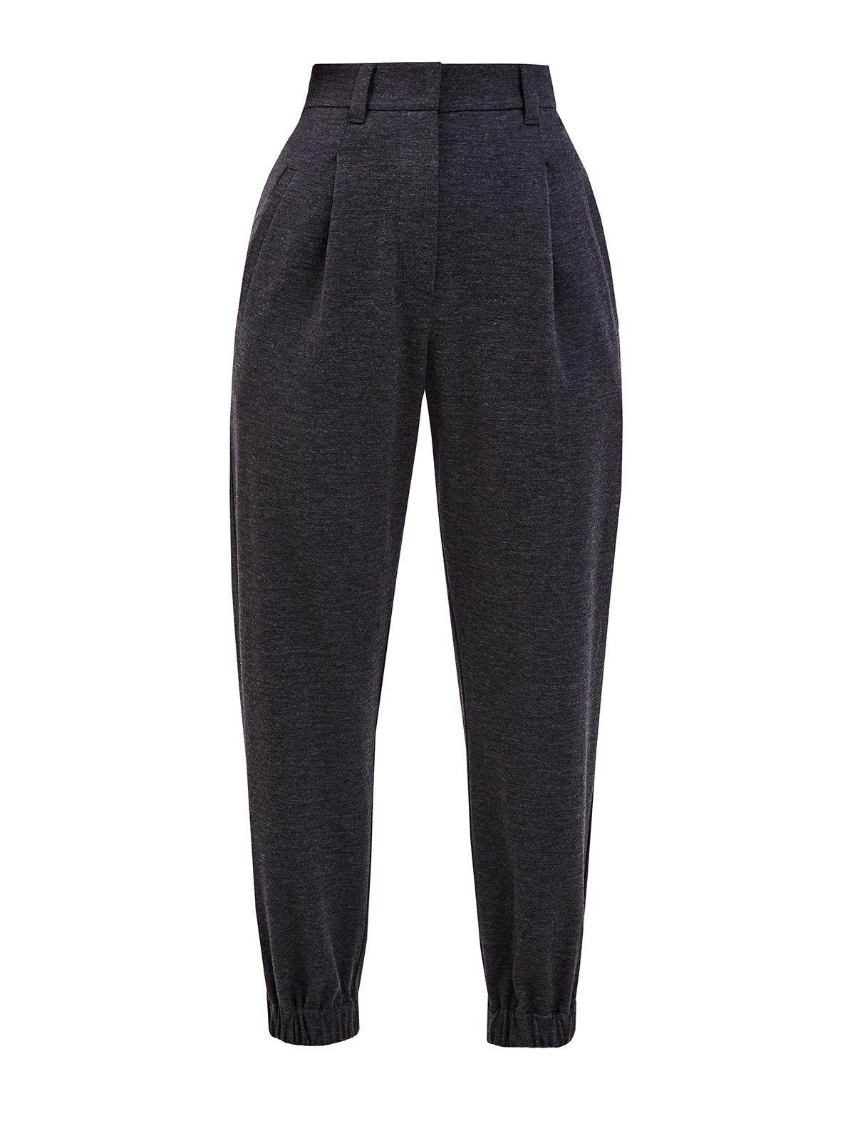 женские брюки brunello cucinelli