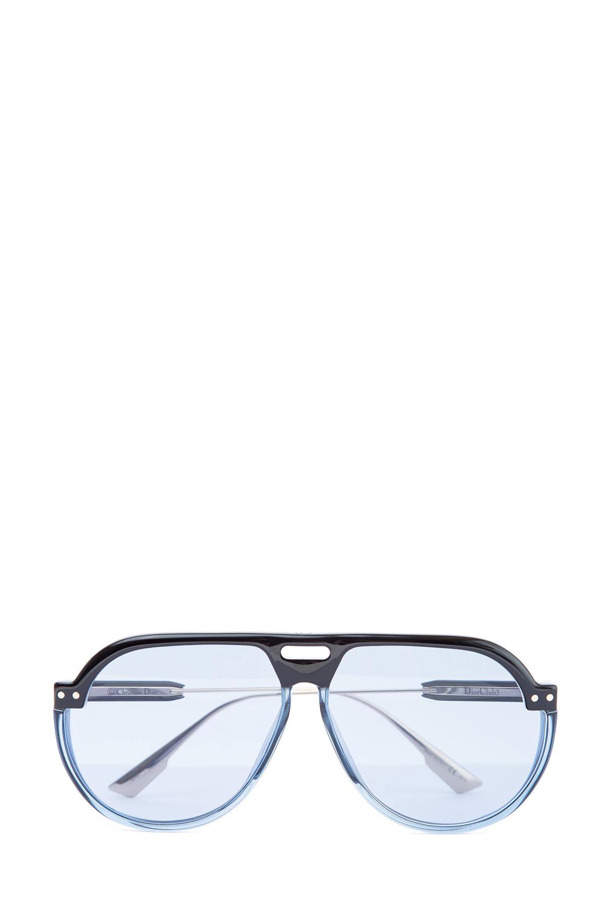 Купить Очки, DIOR (sunglasses) women, Италия, пластик 100%, стекло 100%