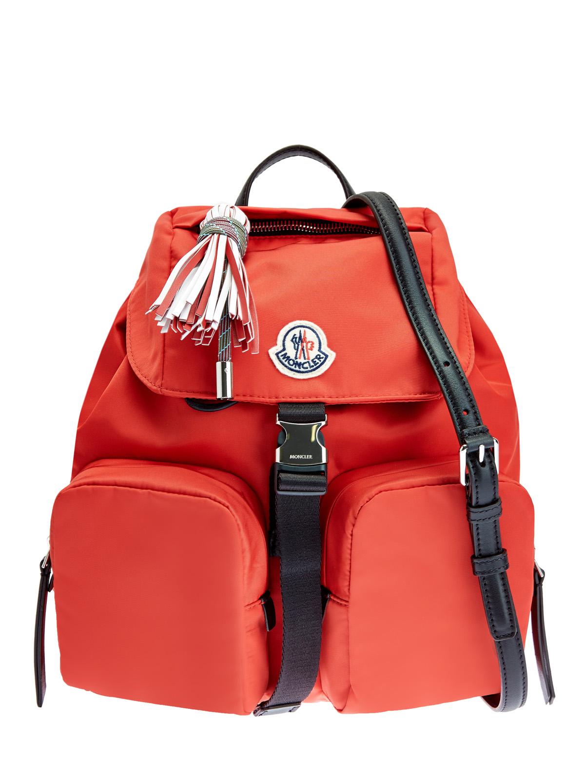 Рюкзак Dauphine из влагозащитного нейлона с объемными карманами