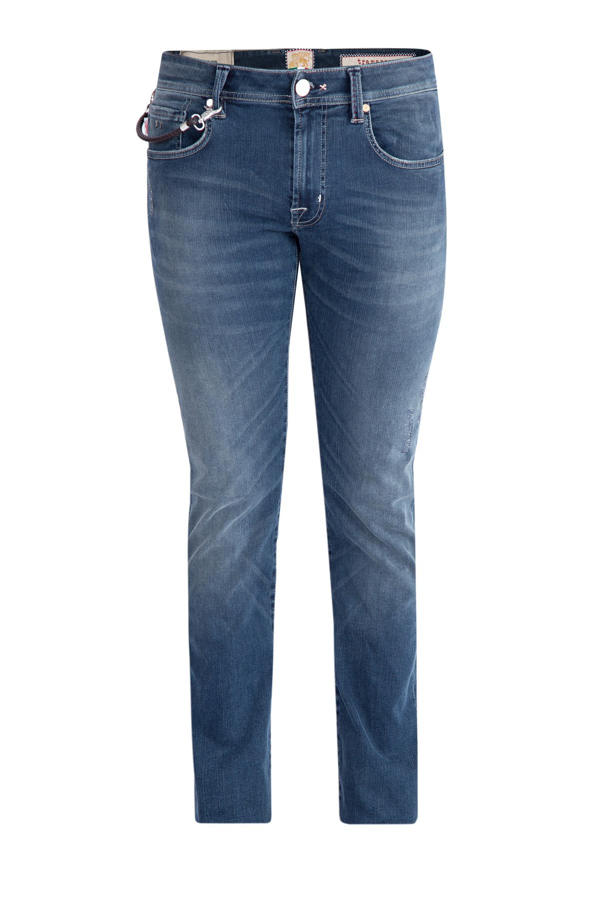 джинсыДжинсы<br><br>Материал: хлопок 87% ,  полиэстер 9% ,  эластан 4%;