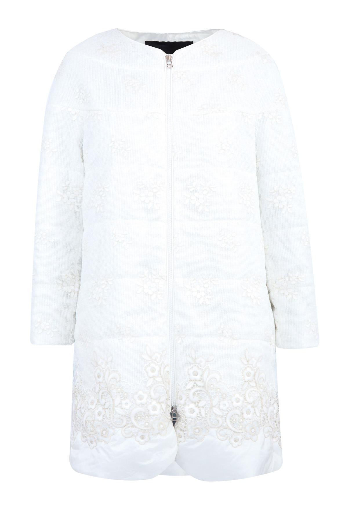 Купить Куртка, ERMANNO ERMANNO SCERVINO, Италия, полиэстер 100%