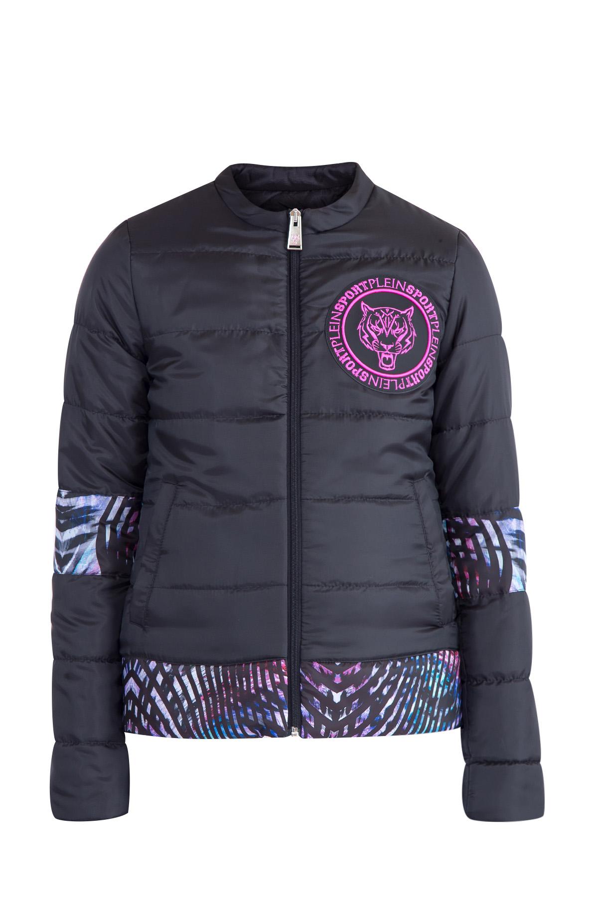 Купить со скидкой Куртка «Game Ability» из сатинового нейлона с яркими вставками
