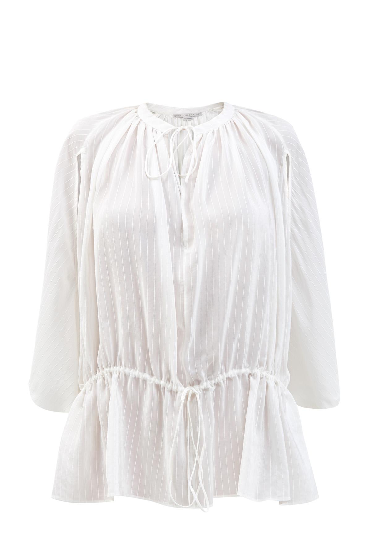 женская блузка stella mccartney