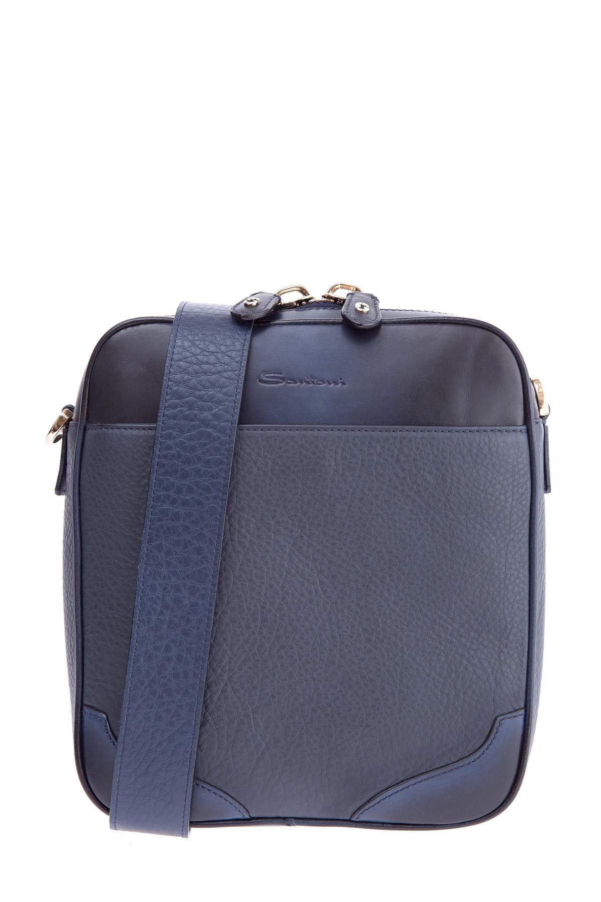 мужская сумка santoni