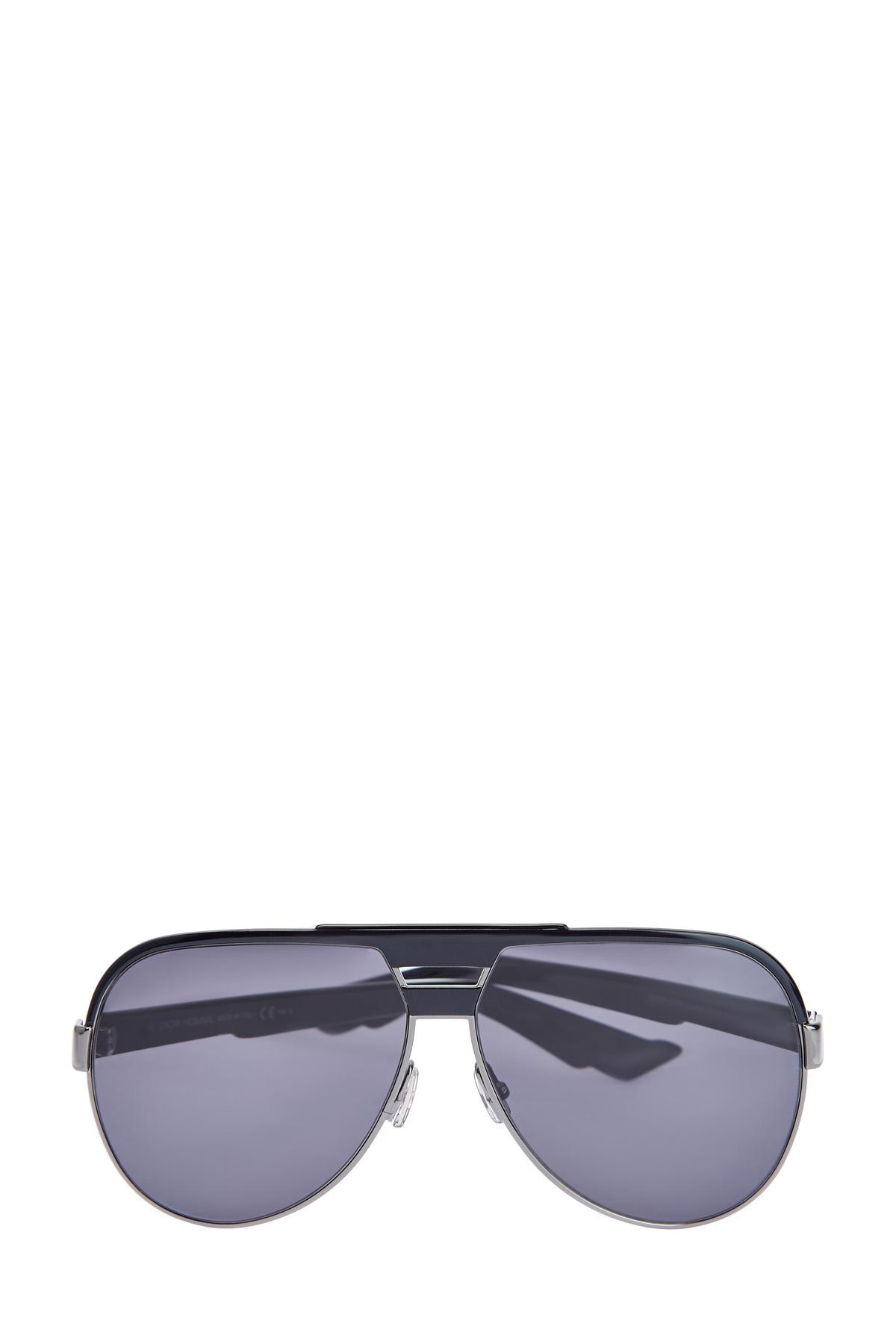 Очки-авиаторы DiorForeRunner с яркими дужками