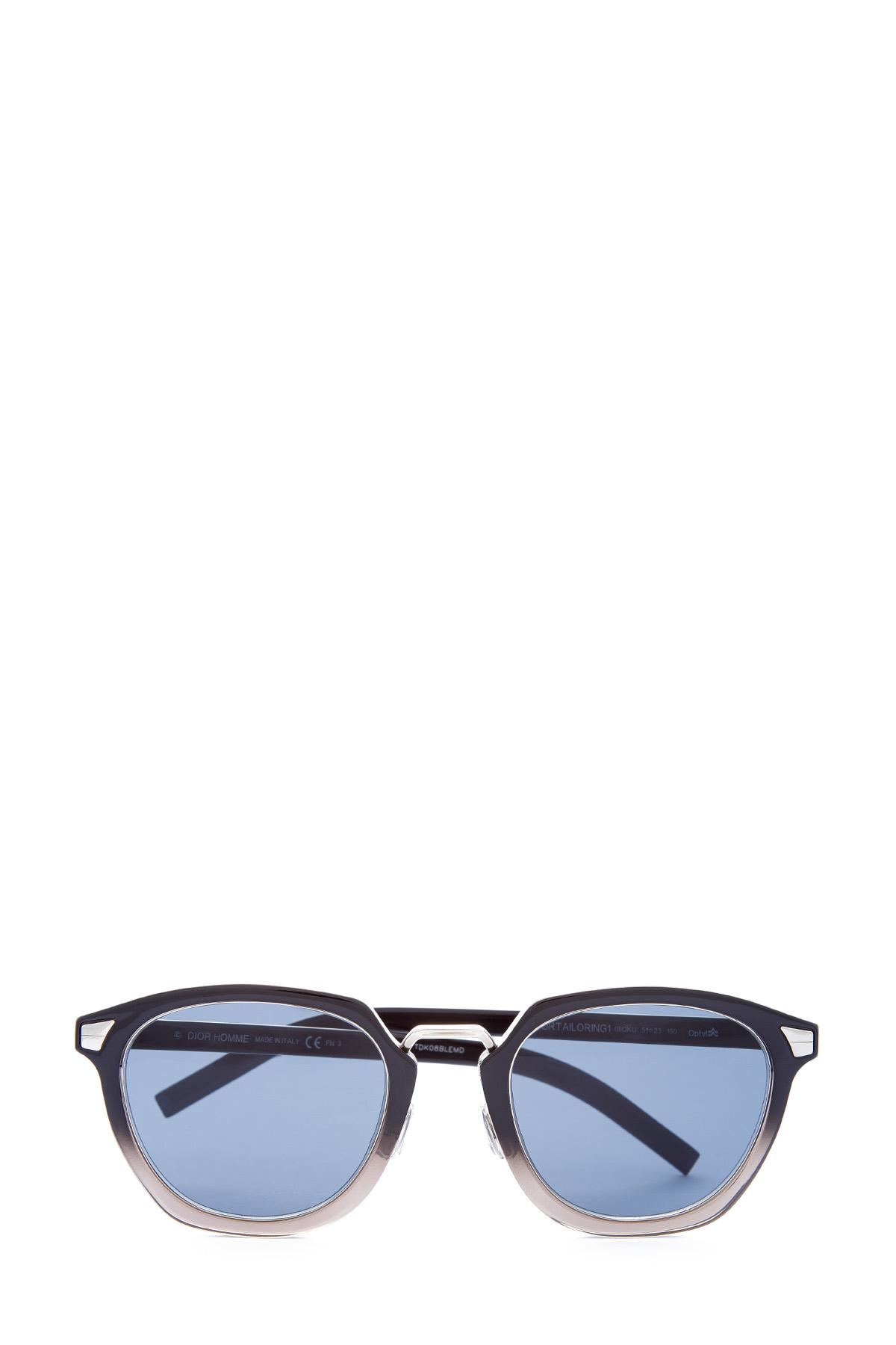 очкиСолнцезащитные очки<br><br>Материал: пластик 100% ,  стекло 100%;