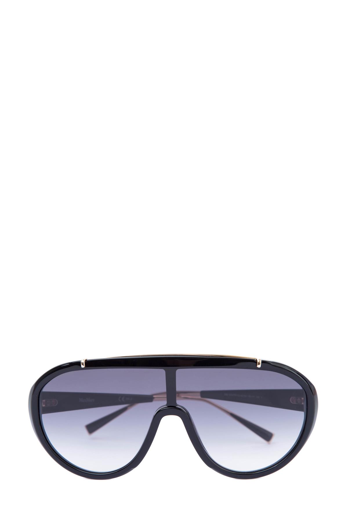 Купить Очки, MAX MARA (sunglasses), Италия, пластик 100%, стекло 100%