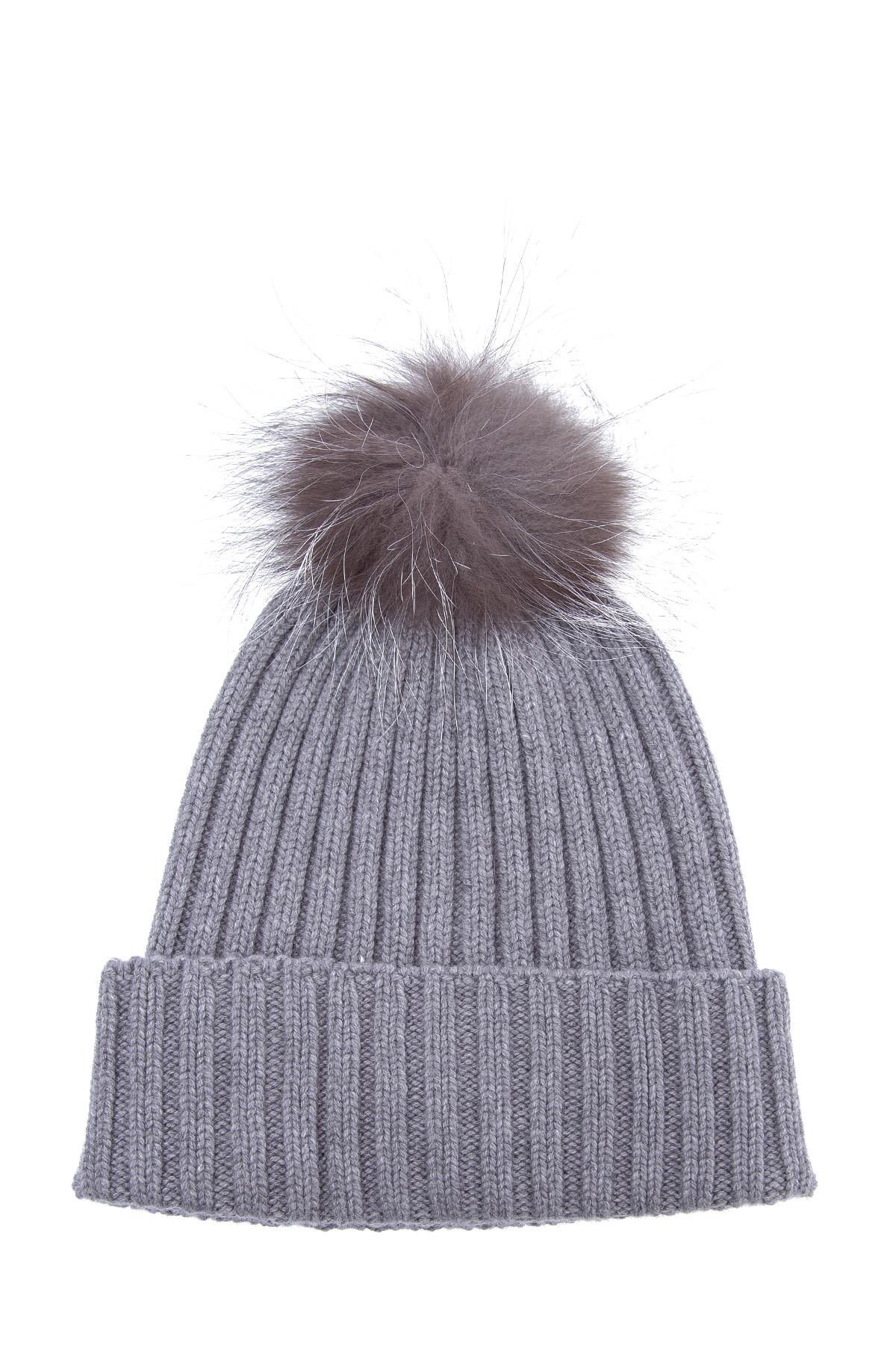 шапкаГоловные уборы<br><br>Материал: шерсть 75% ,  шелк 15% ,  кашемир 10%;