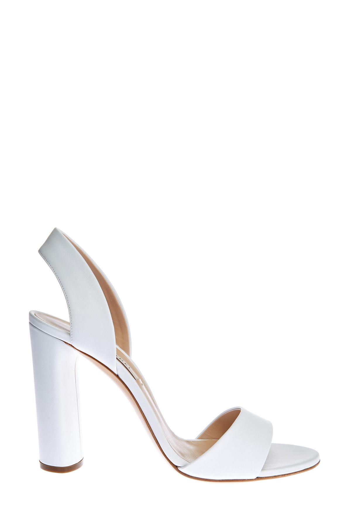 женские босоножки на каблуке casadei