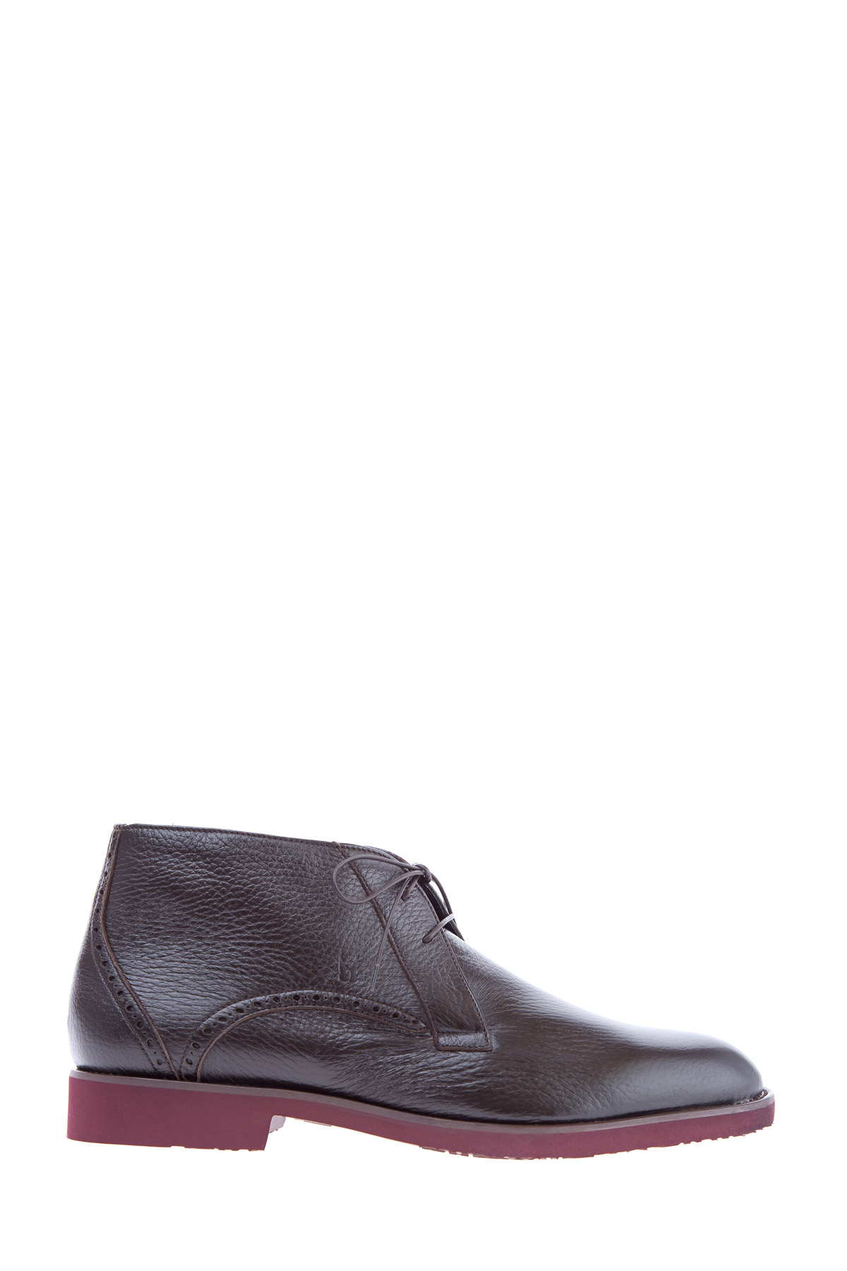 Купить Ботинки, MORESCHI, Италия, кожа 100%, мех 100%