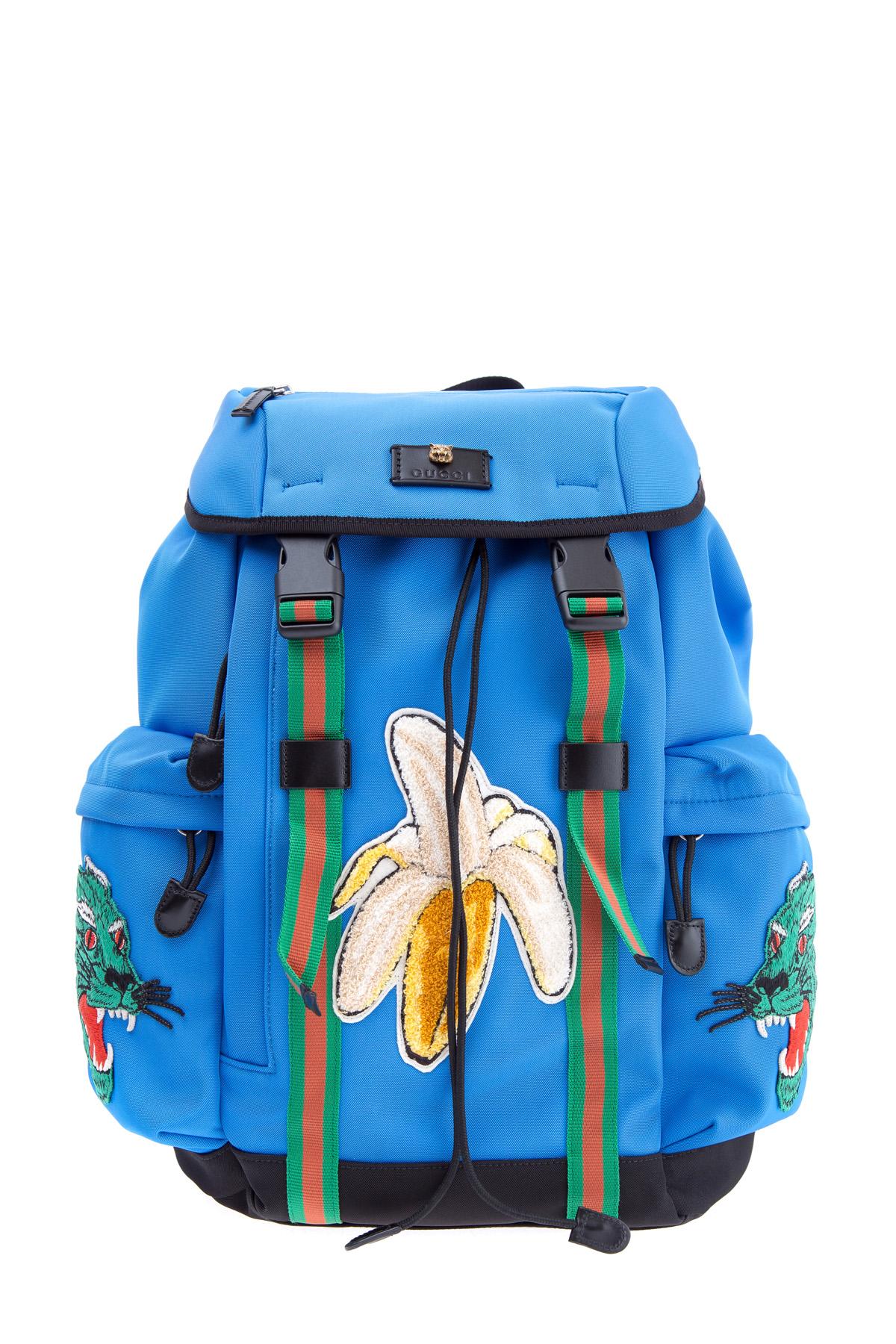 мужской рюкзак gucci