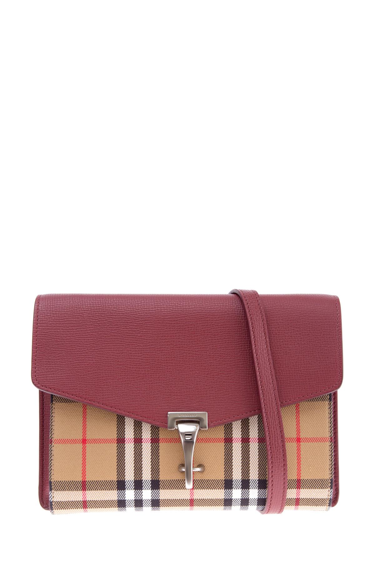 женская сумка burberry