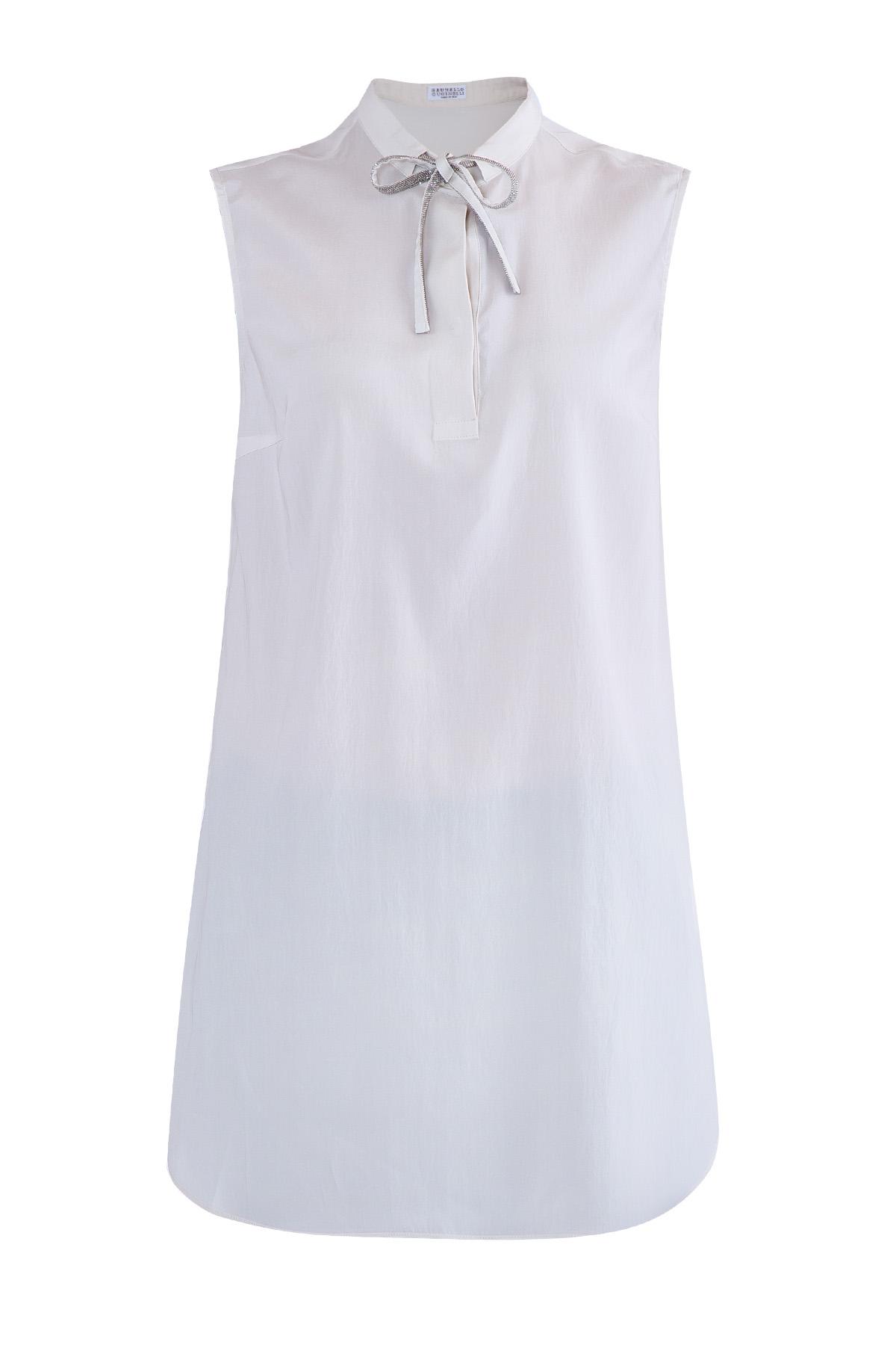 блузкаБлузки, рубашки<br><br>Материал: шелк 92% ,  эластан 8%;