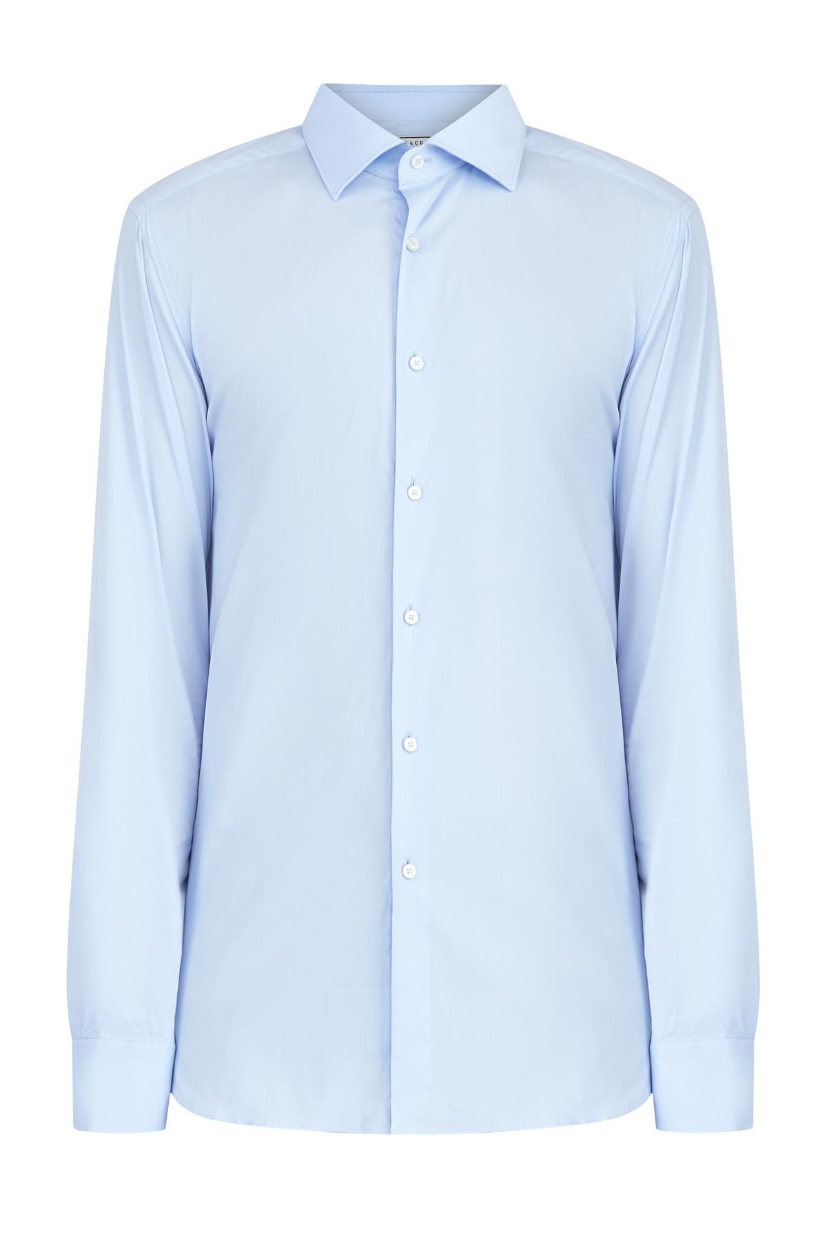 Классическая рубашка силуэта Tailor Fit из эластичного поплина