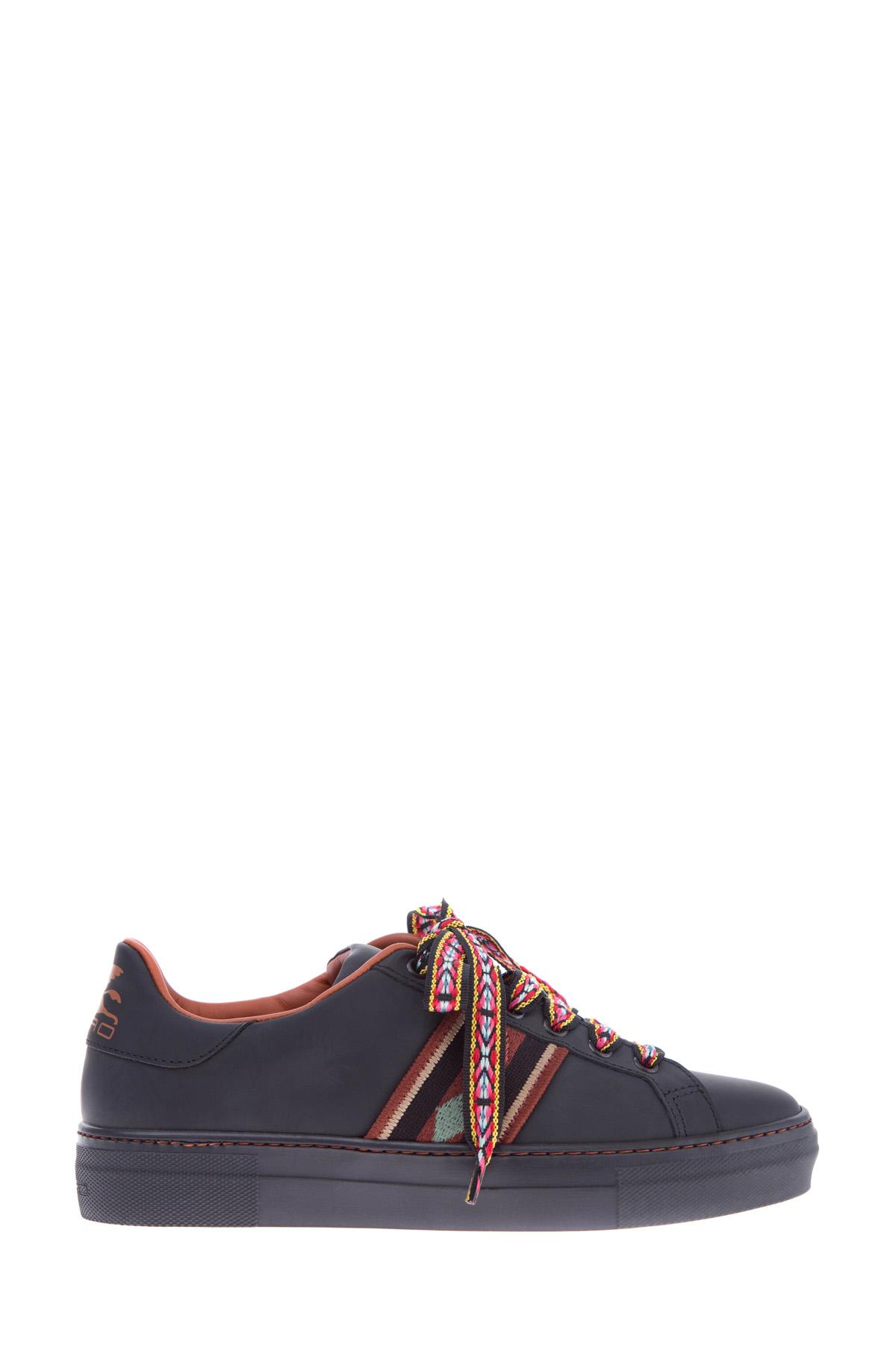 женские кроссовки etro