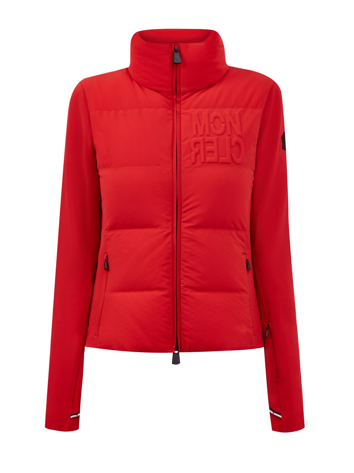 женская куртка moncler