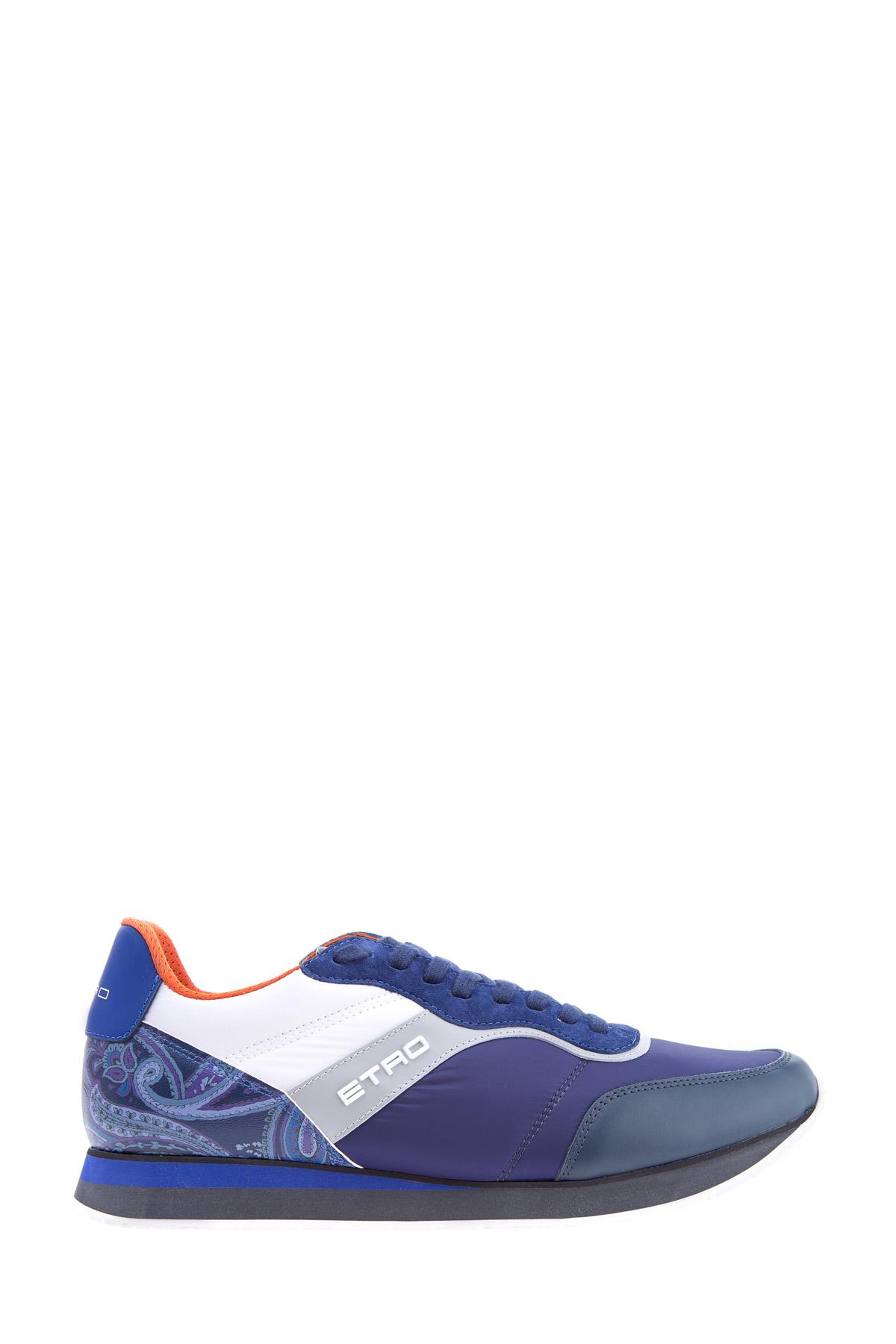 мужские кроссовки etro