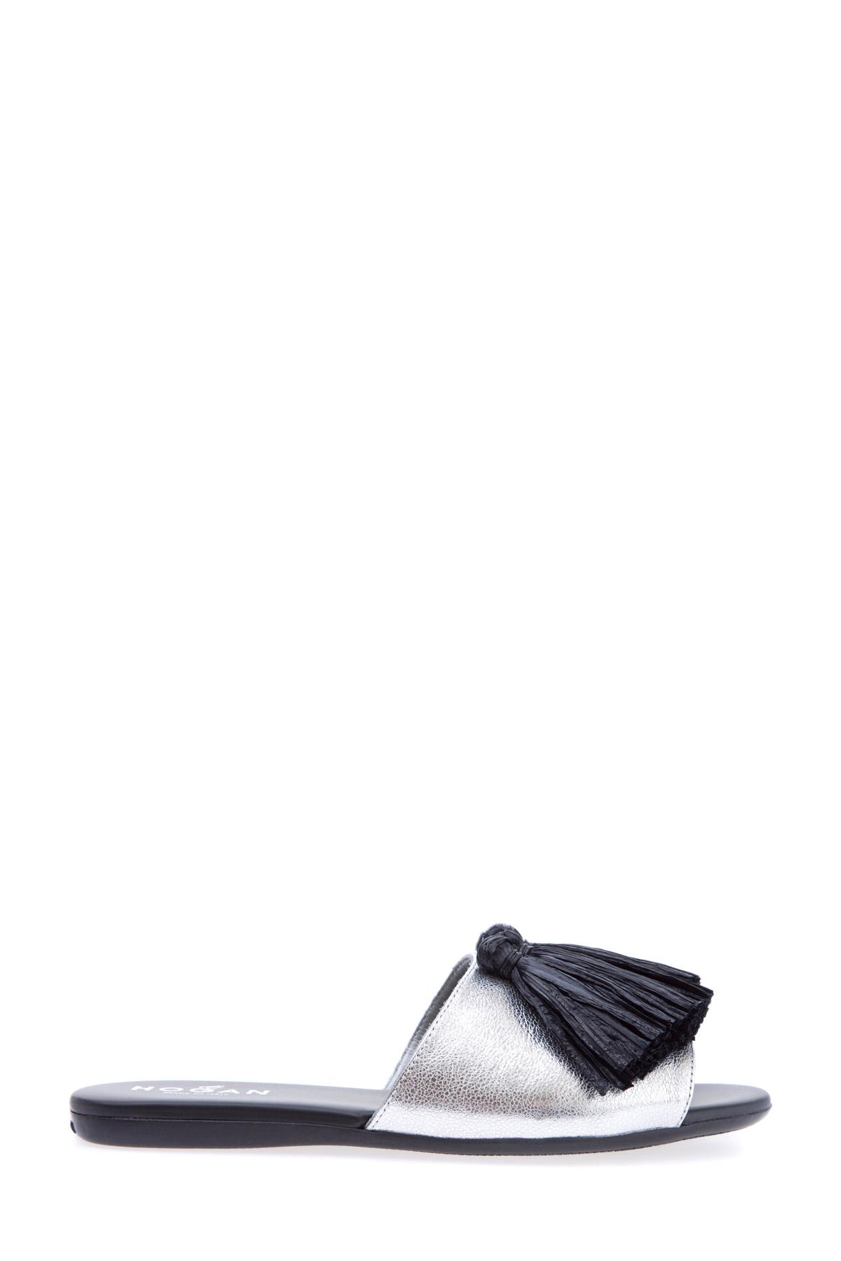 женские сандалии hogan