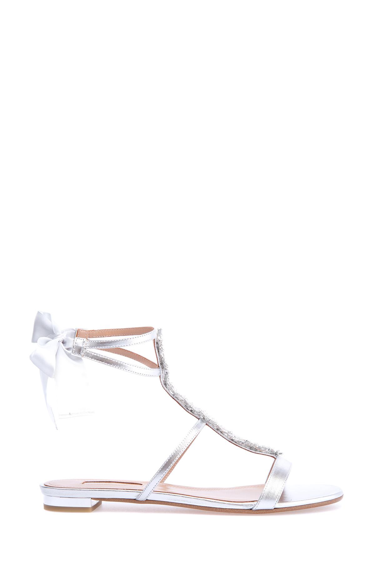 женские сандалии aquazzura
