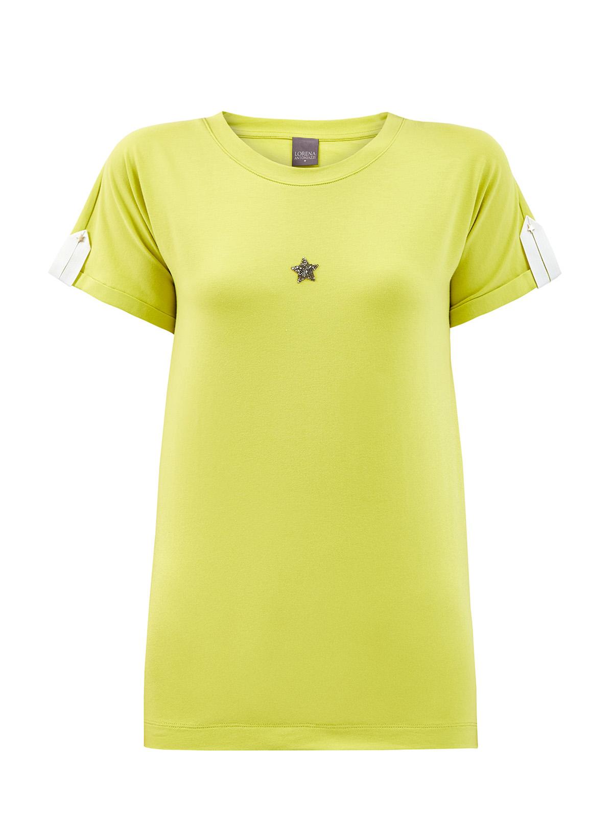 женская футболка lorena antoniazzi