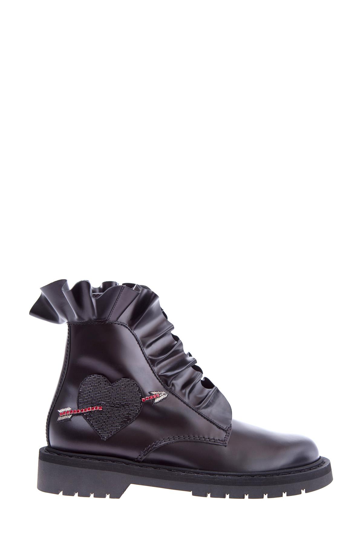 женские ботинки valentino