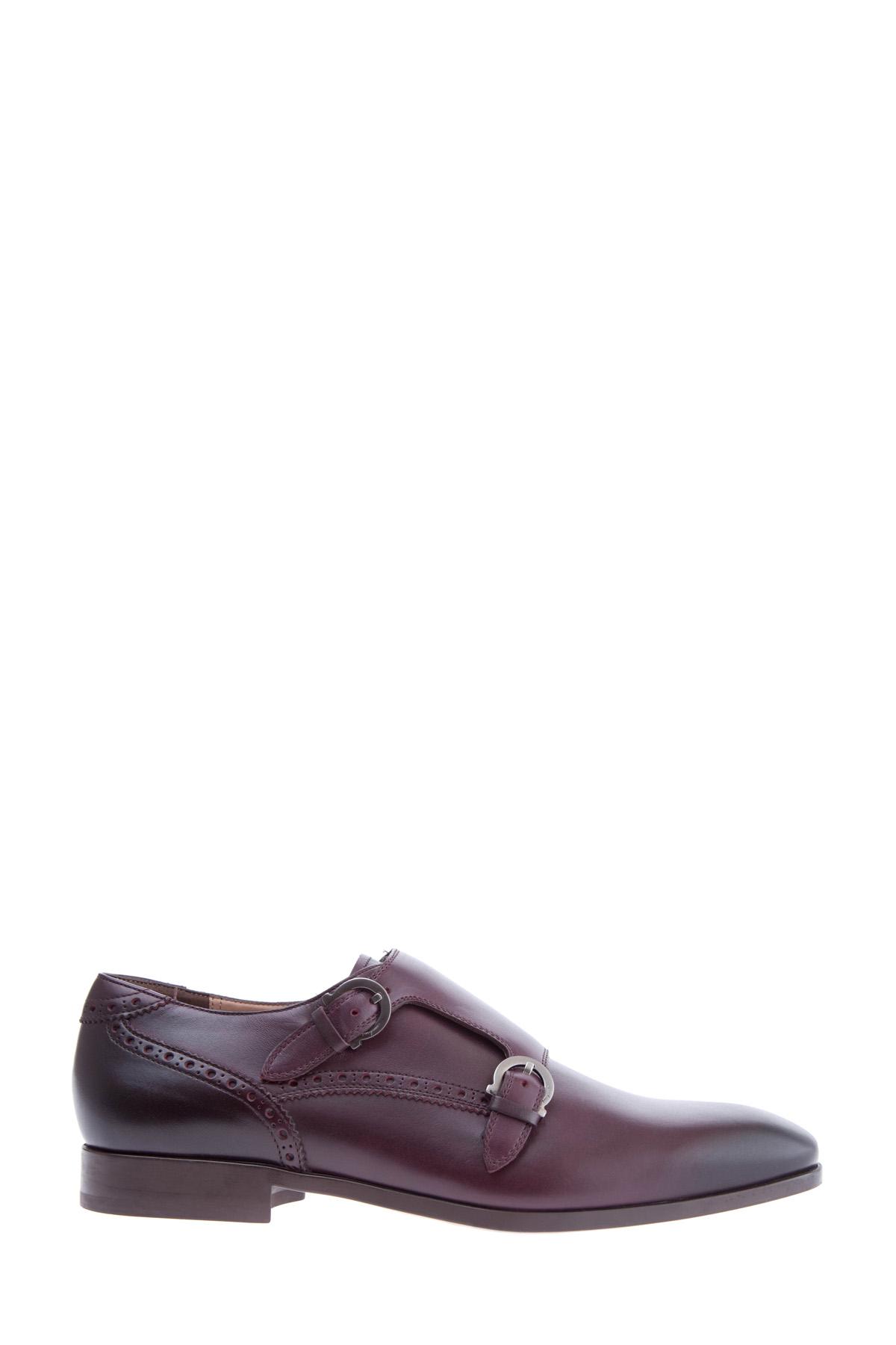 мужские туфли на каблуке salvatore ferragamo