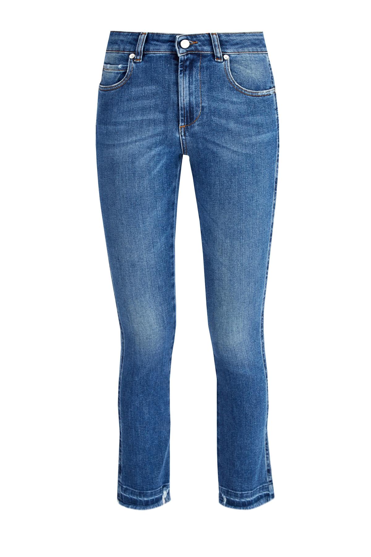 женские джинсы клеш red valentino