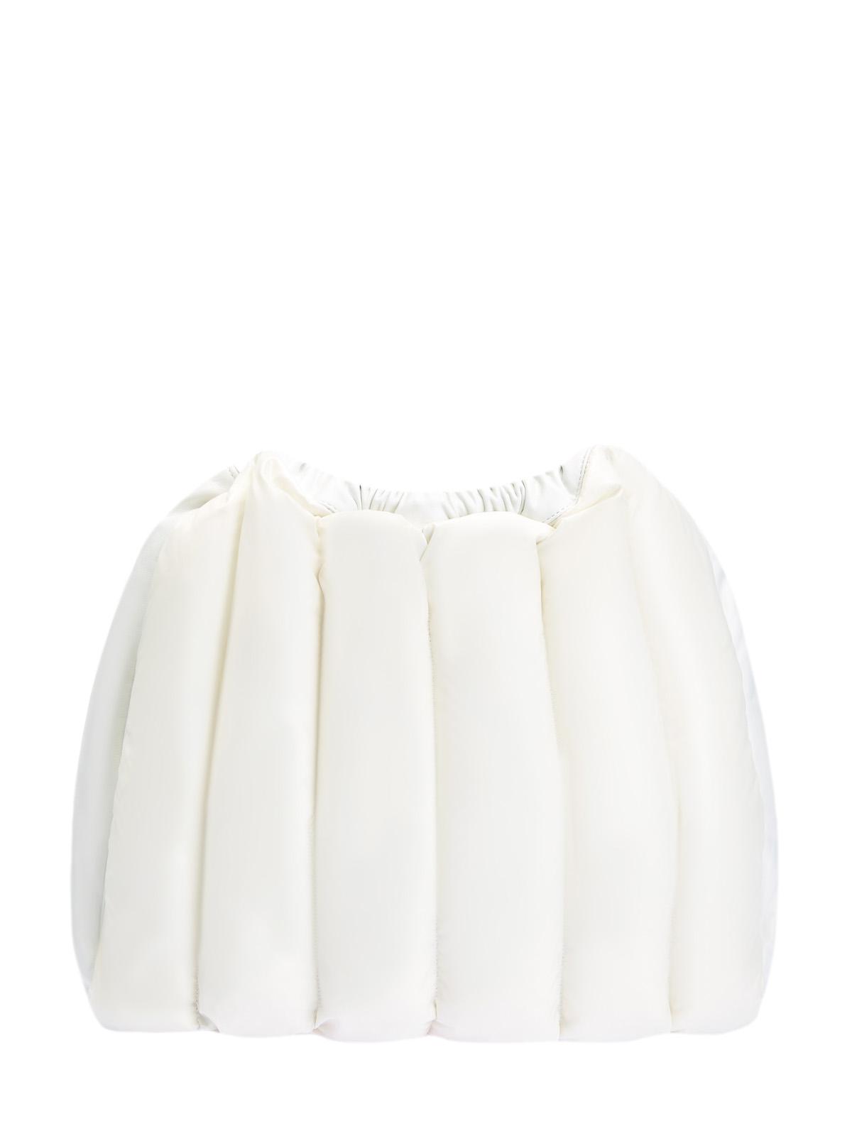 Рюкзак Seashell из стеганого нейлона laqué с логотипом