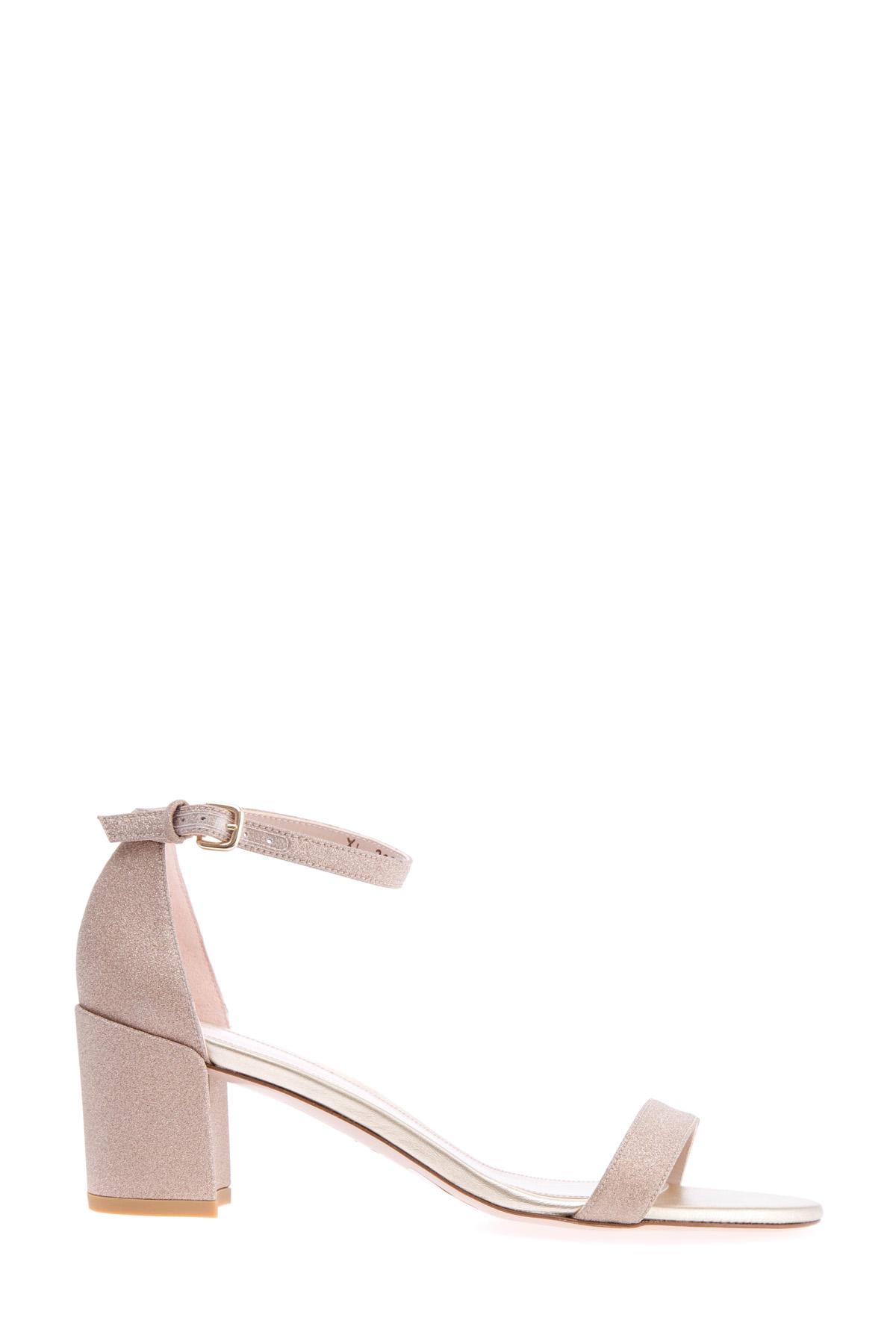 женские босоножки на каблуке stuart weitzman