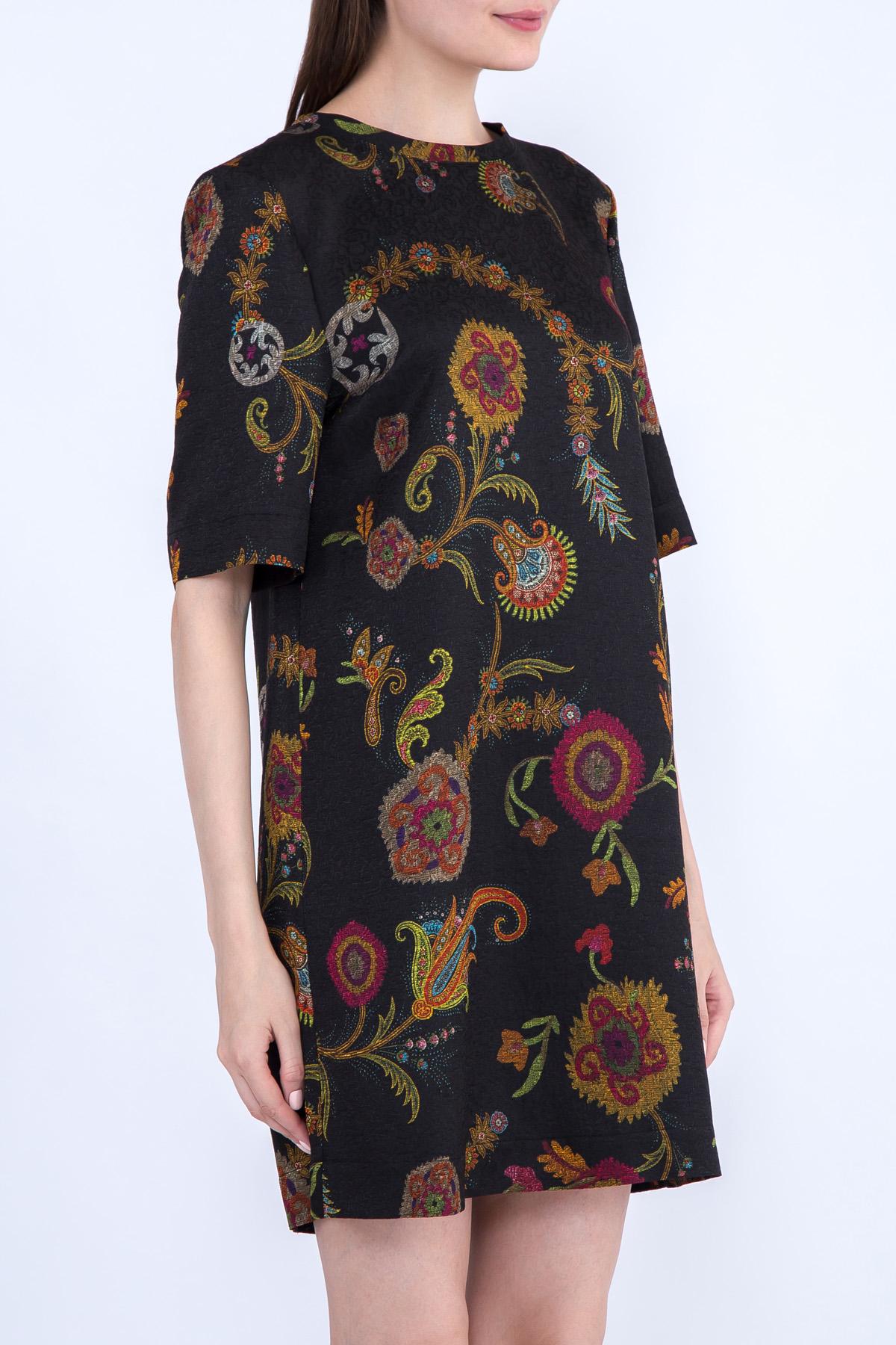 платье ETRO D15226 5154 1 Фото 3