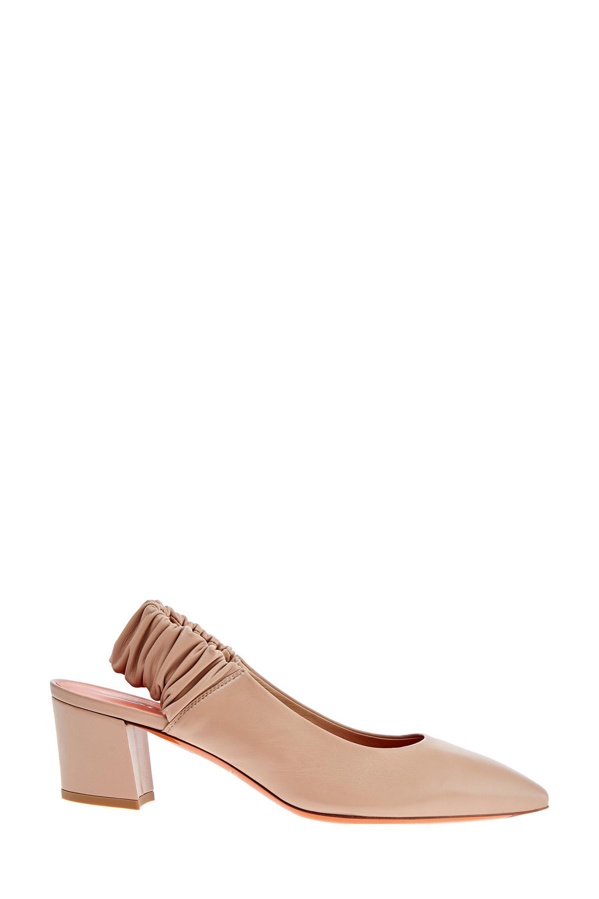 женские туфли на каблуке santoni