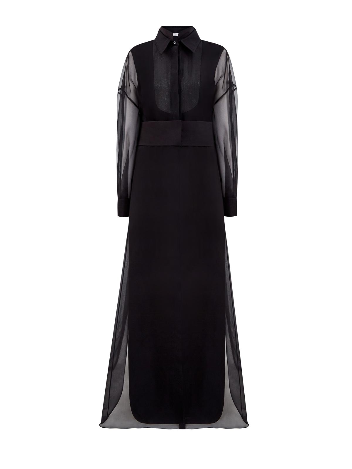 женское платье brunello cucinelli