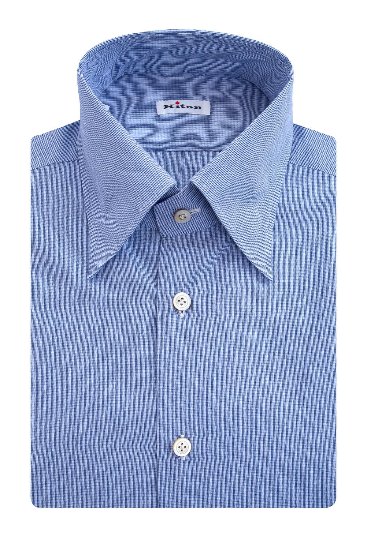 Купить Рубашка, KITON, Италия, хлопок 100%
