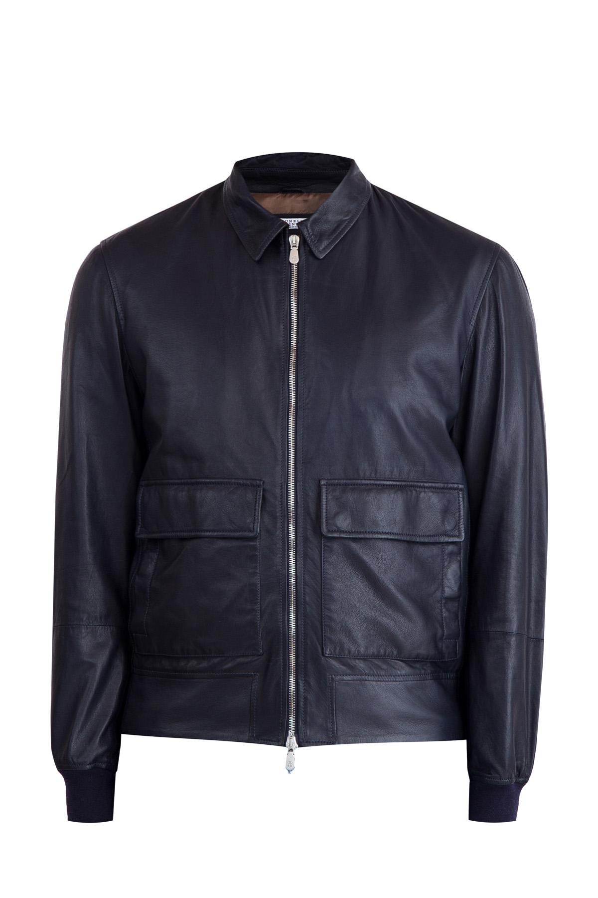 курткаКуртки<br><br>Материал: кожа 100%;