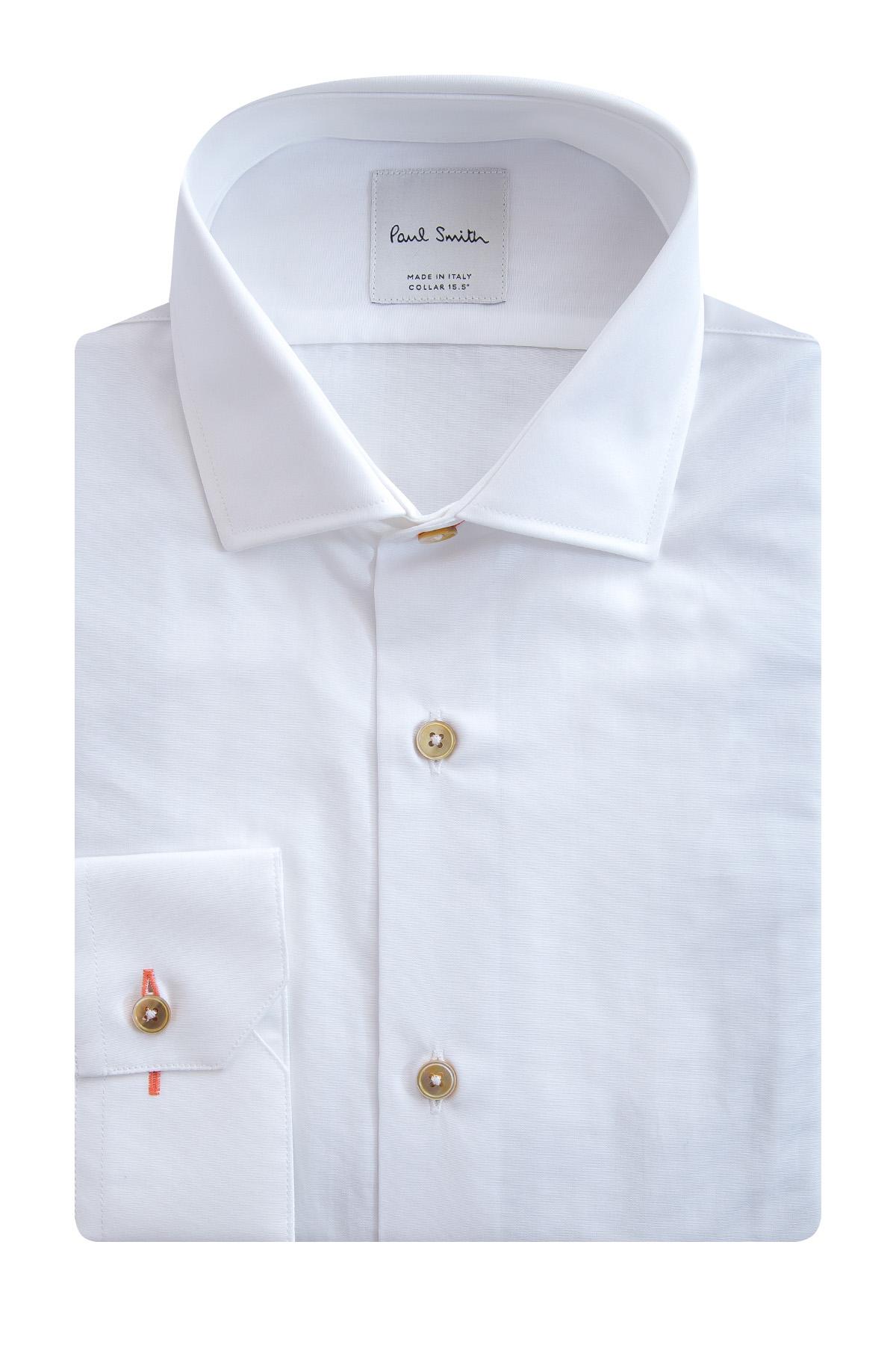 Купить Рубашка, PAUL SMITH, Италия, 100% хлопок