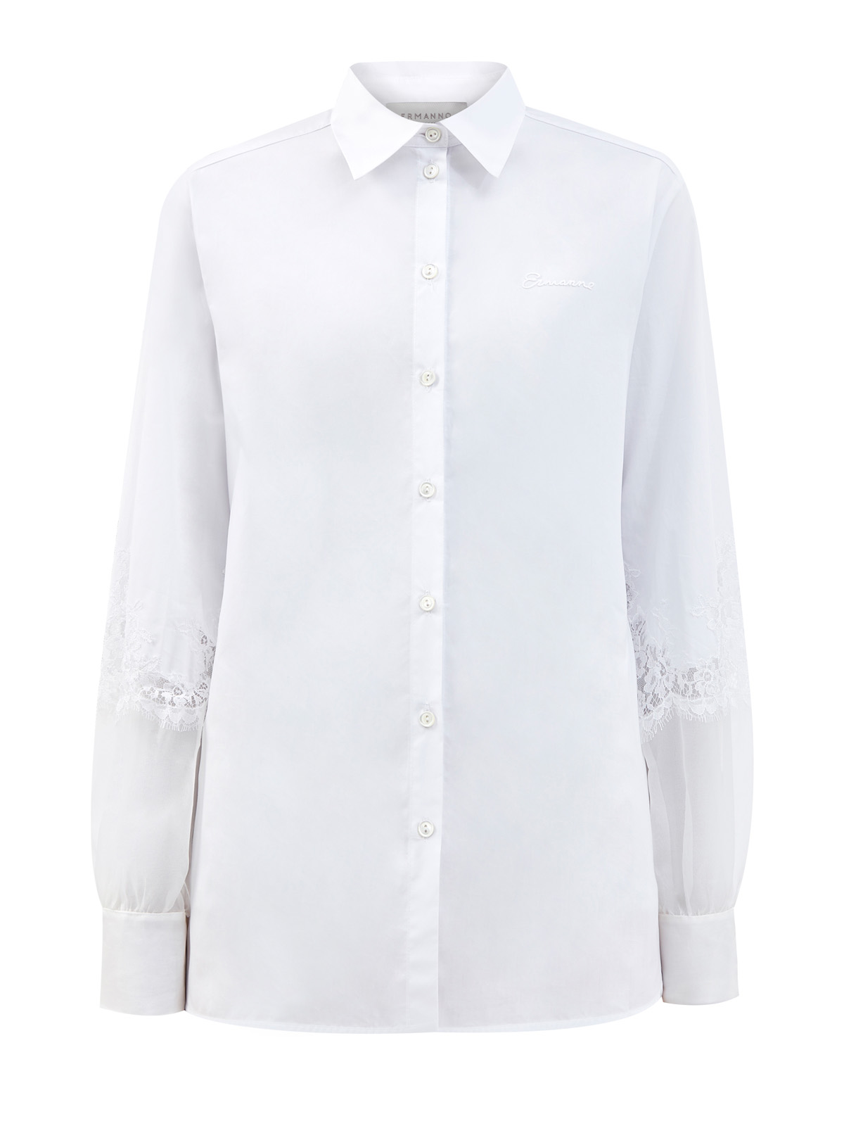 женская блузка ermanno firenze
