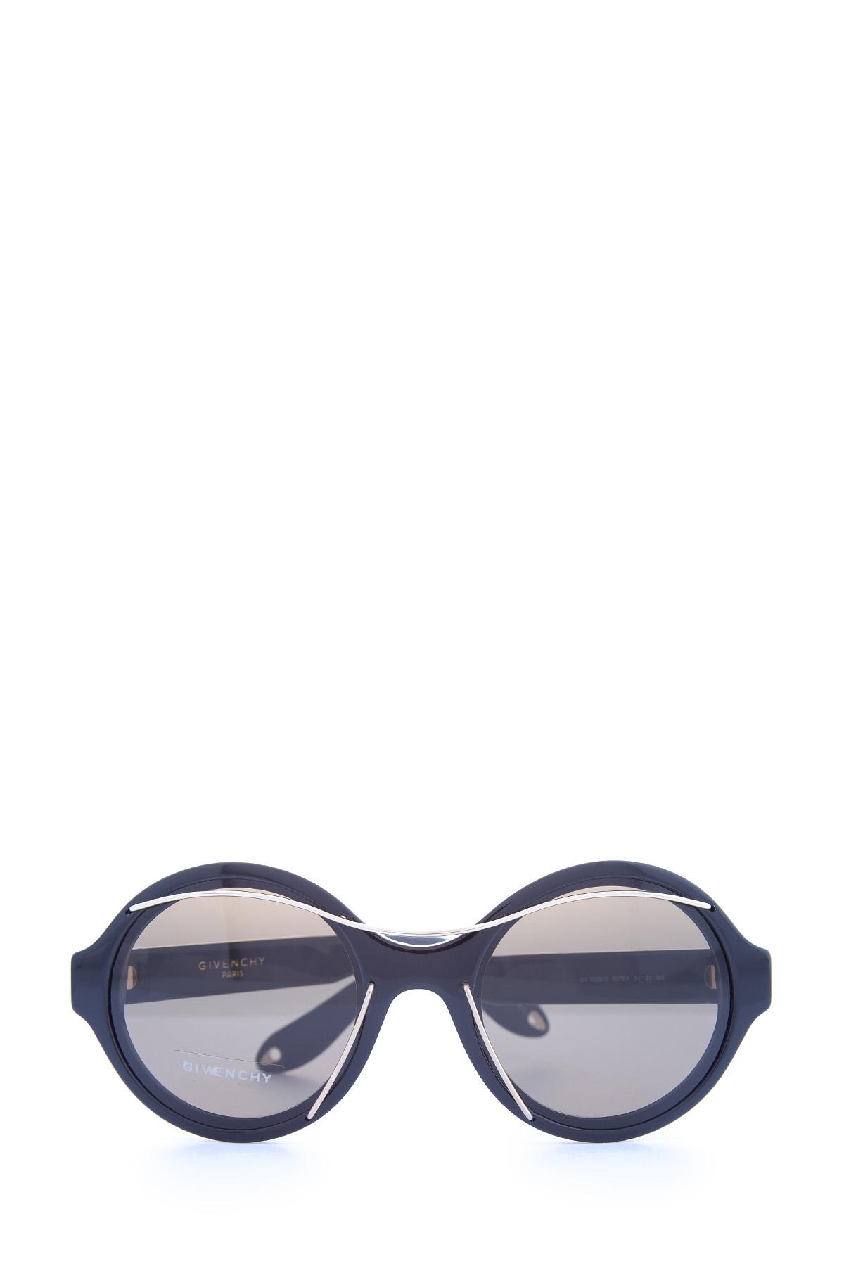 Купить Очки, GIVENCHY (sunglasses), Франция, пластик 100%, стекло 100%, металл 100%