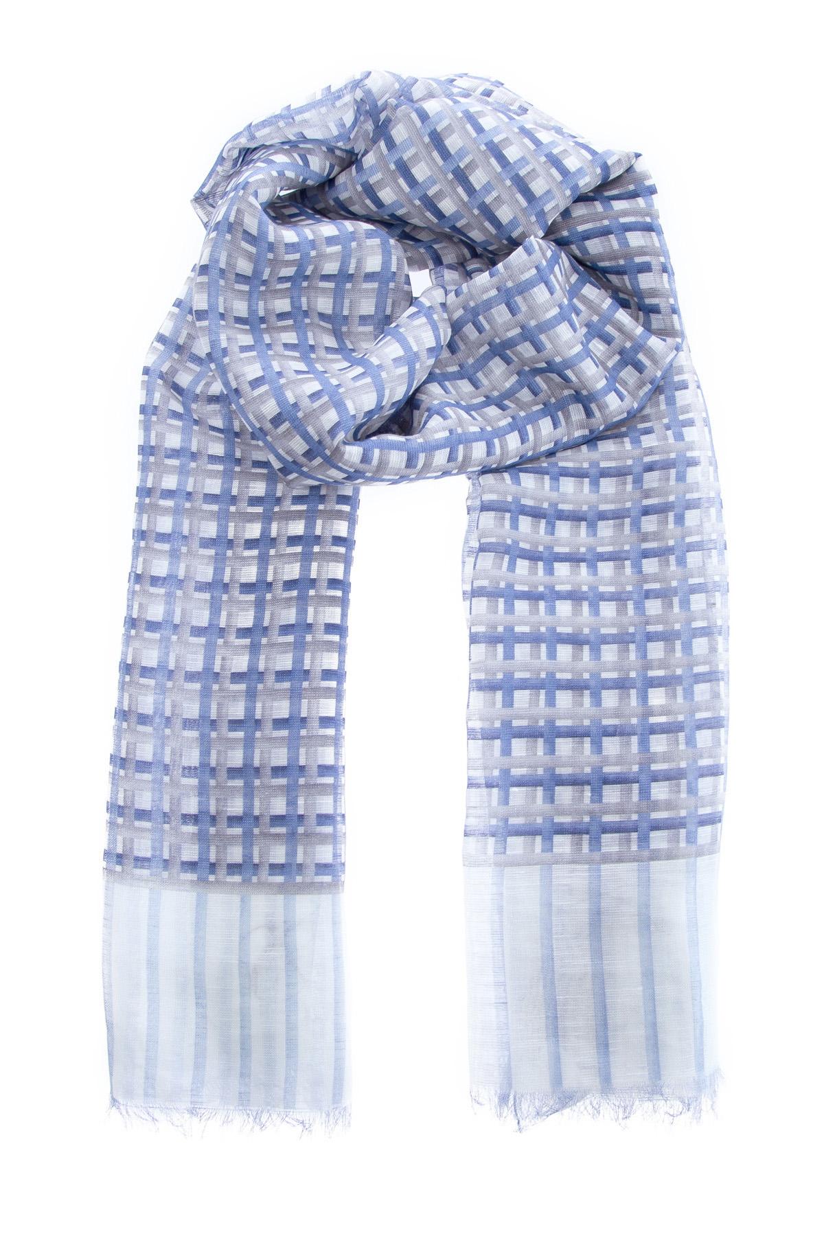 мужской шарф canali