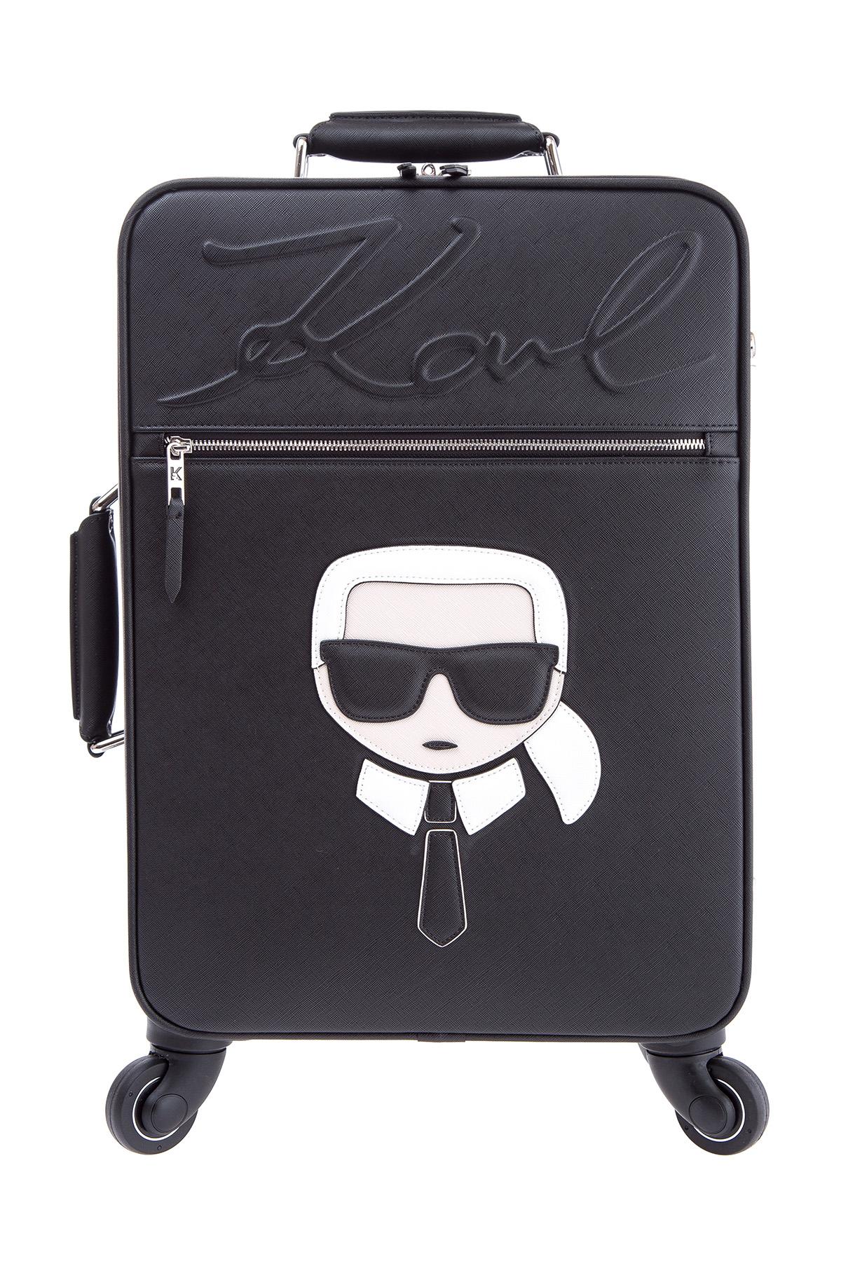 чемодан KARL LAGERFELD 81KW3103 999