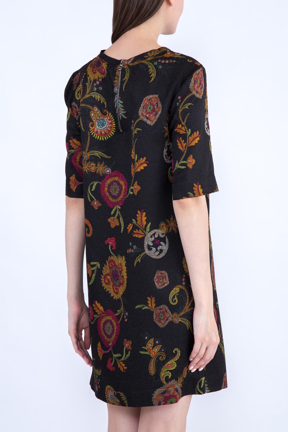 платье ETRO D15226 5154 1 Фото 4