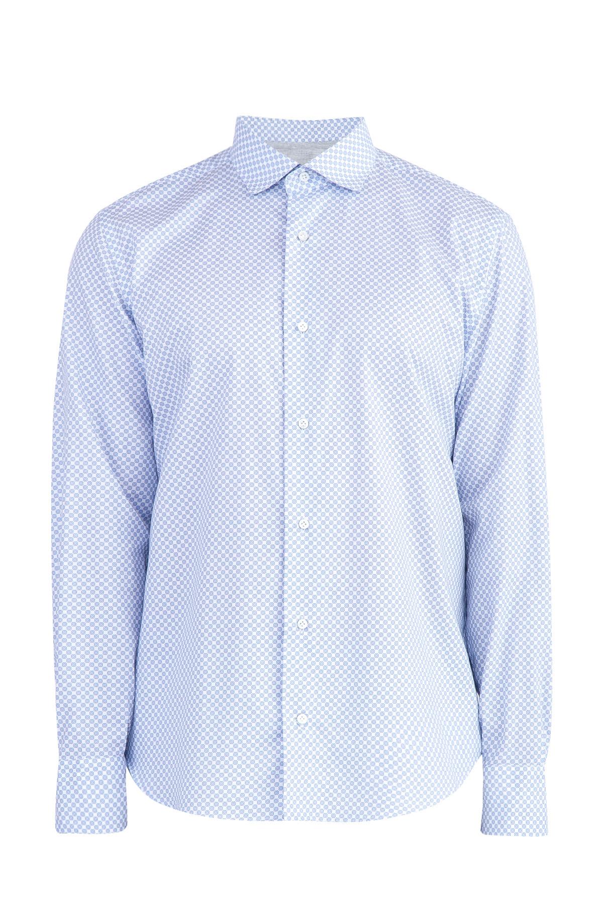 Купить Рубашка, ELEVENTY, Италия, хлопок 100%