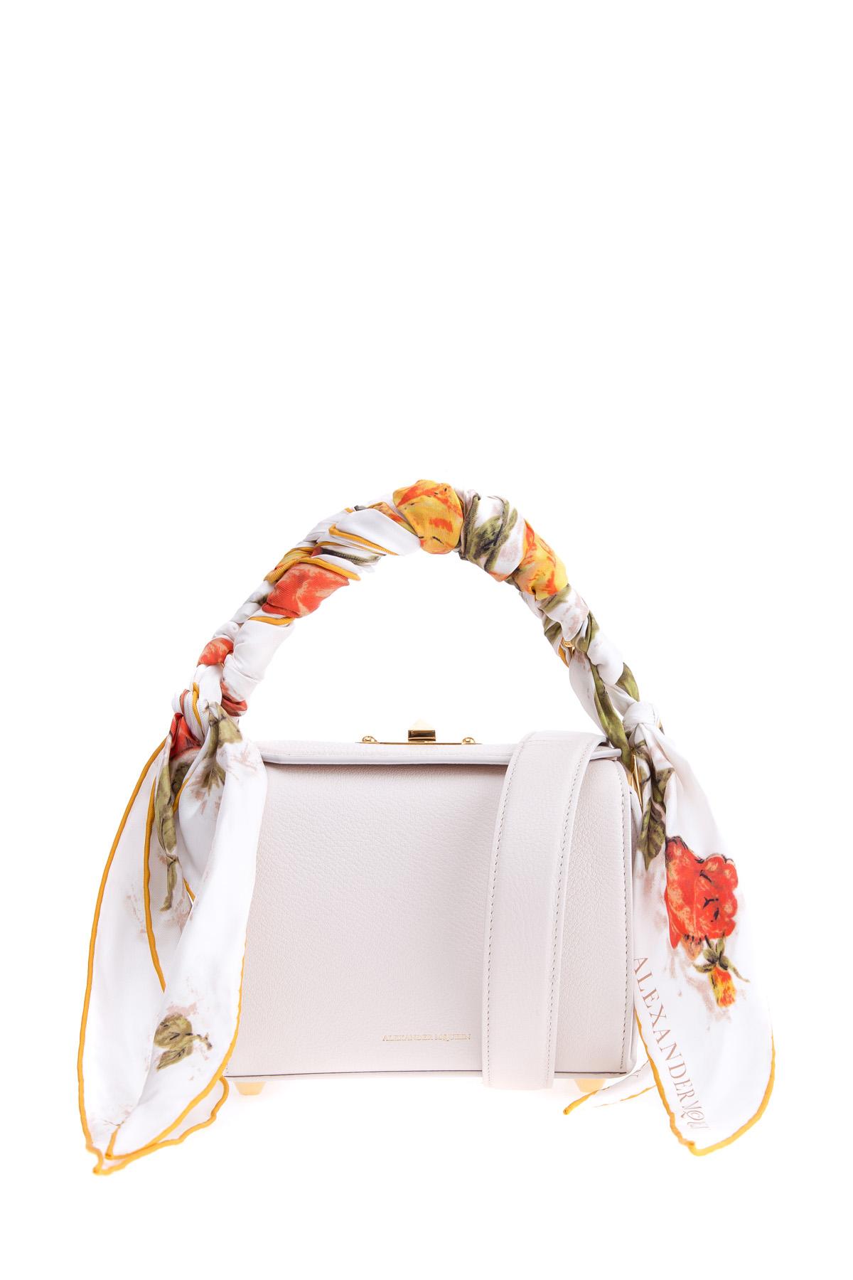 женская сумка alexander mcqueen