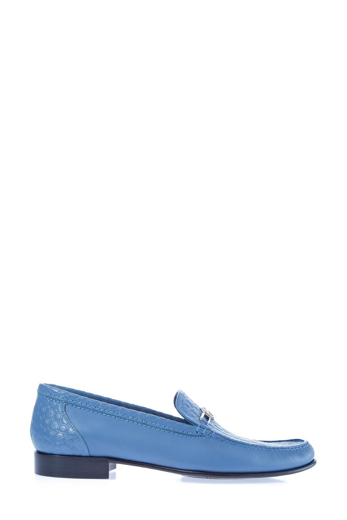 Купить Лоферы со вставками с фирменным тиснением на передней панели и заднике, STEFANO RICCI, Италия, кожа 100%