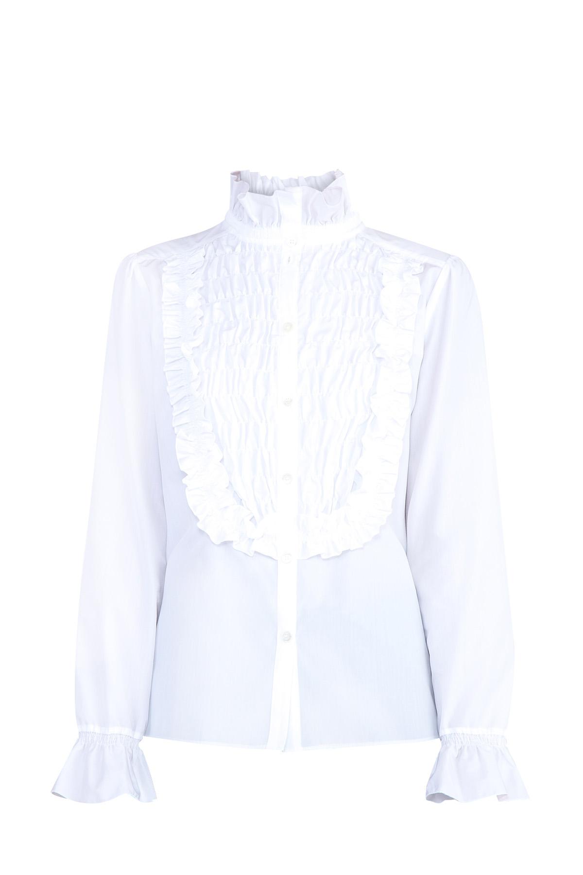 рубашкаБлузки, рубашки<br><br>Материал: хлопок 100%;