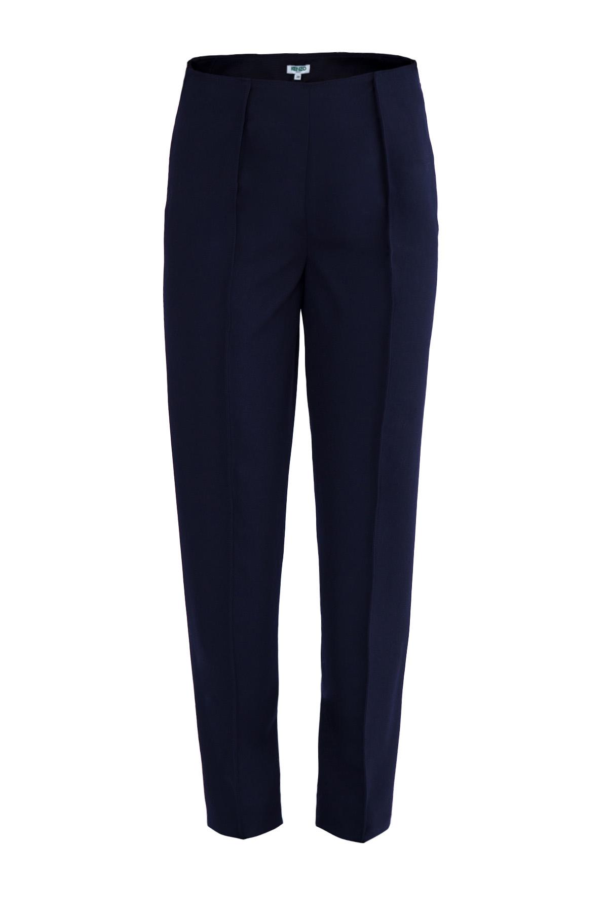 женские классические брюки kenzo